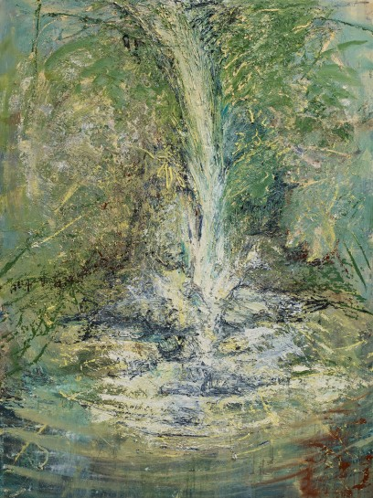"""<span class=""""artist""""><strong>Celia Paul</strong></span>, <span class=""""title""""><em>From the Woods to the Sea</em>, 2015-2016</span>"""