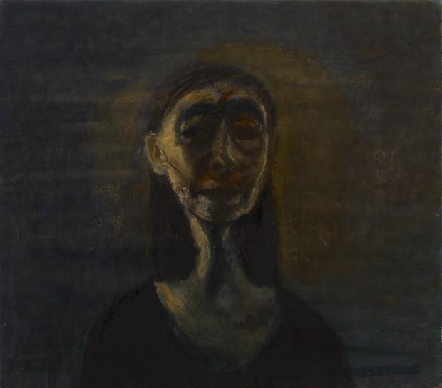"<span class=""artist""><strong>Celia Paul</strong></span>, <span class=""title""><em>Self-Portrait, September</em>, 2013</span>"