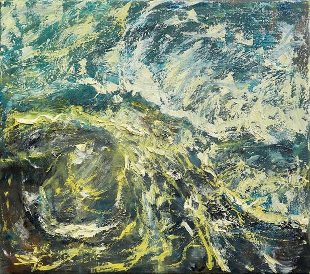 "<span class=""artist""><strong>Celia Paul</strong></span>, <span class=""title""><em>Retreating Wave</em>, 2015</span>"
