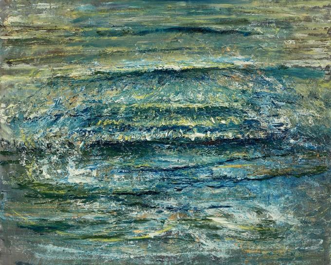 "<span class=""artist""><strong>Celia Paul</strong></span>, <span class=""title""><em>Waves</em>, 2015</span>"