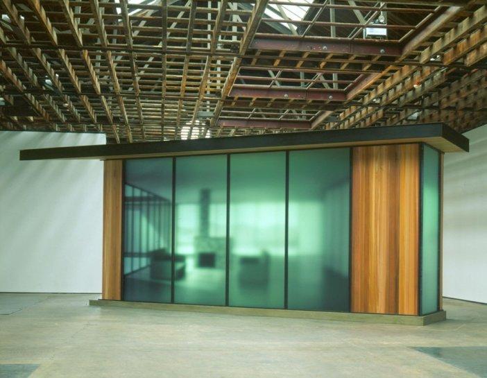 <p>Case Study, 2001<br /><em>mixed media, 195 x 330 x 895 cm 76 3/4 x 129 7/8 x 352 3/8 in<br />Installation Victoria Miro Gallery, 2001</em></p>