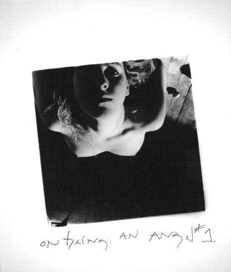 <p>On being an Angel, Providence, RI, 1975-1978<br /> <em>Gelatin silver estate print,20.3 x 25.4 cm8 x 10 in</em></p><p><em> © The Estate of Francesca Woodman Courtesy George and Betty Woodman</em></p>