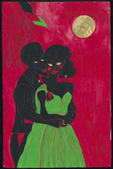 Afro Lunar Lovers, 2003