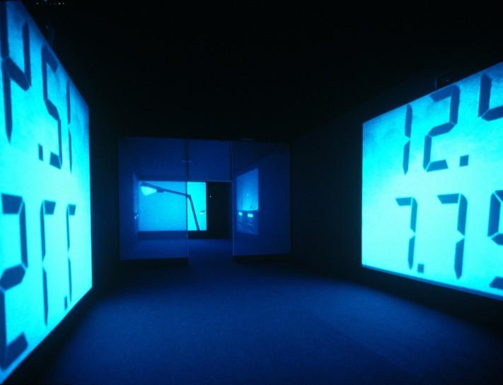 "<span class=""artist""><strong>Doug Aitken</strong></span>, <span class=""title""><em>Electric Earth</em>, 1999</span>"