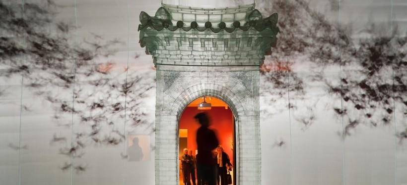 Gate, 2011   Victoria Miro