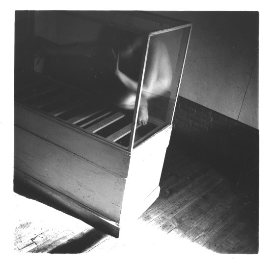 <p><i>From Space2, Providence, Rhode Island</i>, 1976 (P.010)<br />Gelatin silver estate print<br />25.4 x 20.3 cm, 10 x 8 in</p>