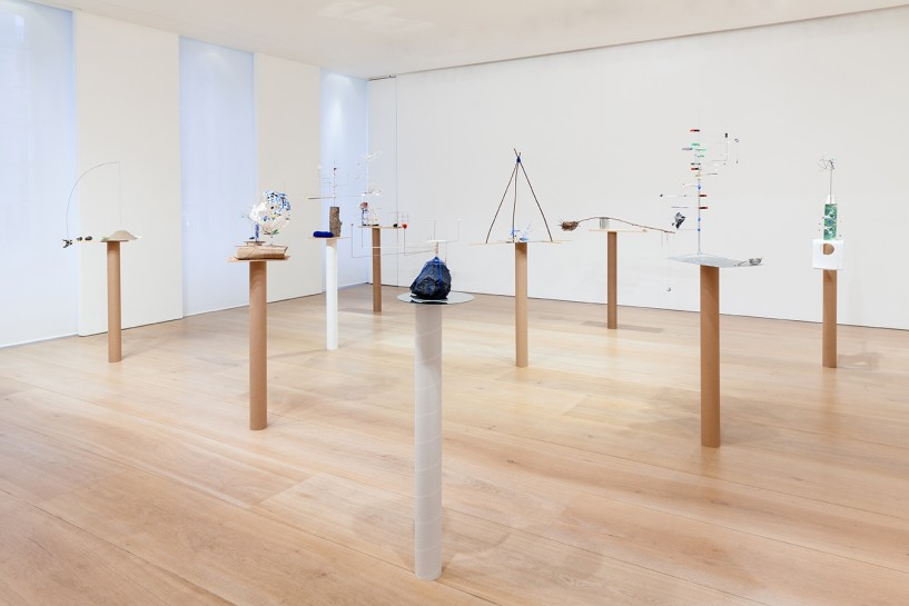 <p>Installation view<i>, Model Series, 2015</i></p><p>30 January – 14 March 2015</p><p>Victoria Miro Mayfair, 14 St George Street, London, W1S 1FE</p>