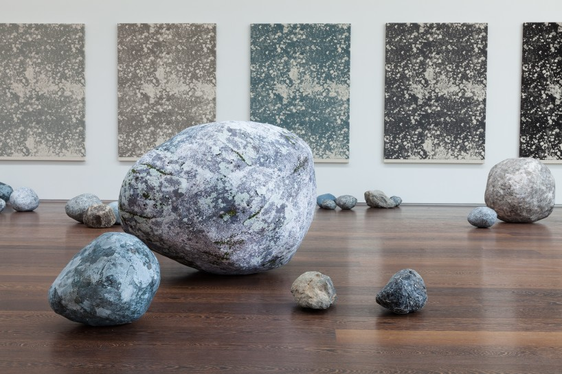 <p>Installation view<i>, Stone Series, 2013-2015</i></p><p>30 January – 28 March 2015</p><p>Victoria Miro, 16 Wharf Road, London, N1 7RW</p>