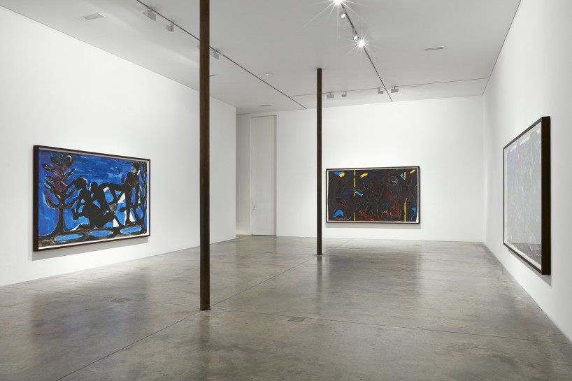 <p>Installation View, Kara Walker, <em>Go to Hell or Atlanta, Whichever Comes First</em>, 1 October – 7 November 2015.<br />Victoria Miro, 16 Wharf Road, London N1 7RW.</p>