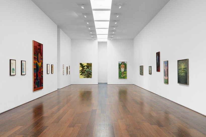 <p>Installation View, <i>Forces in Nature</i><br />13 October – 14 November 2015<br />Victoria Miro, 16 Wharf Road, London N1 7RW</p>