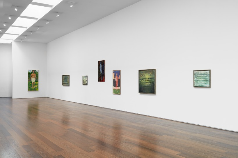 <p>Installation View, <i>Forces in Nature<br /></i>13 October – 14 November 2015<br />Victoria Miro, 16 Wharf Road, London N1 7RW</p>