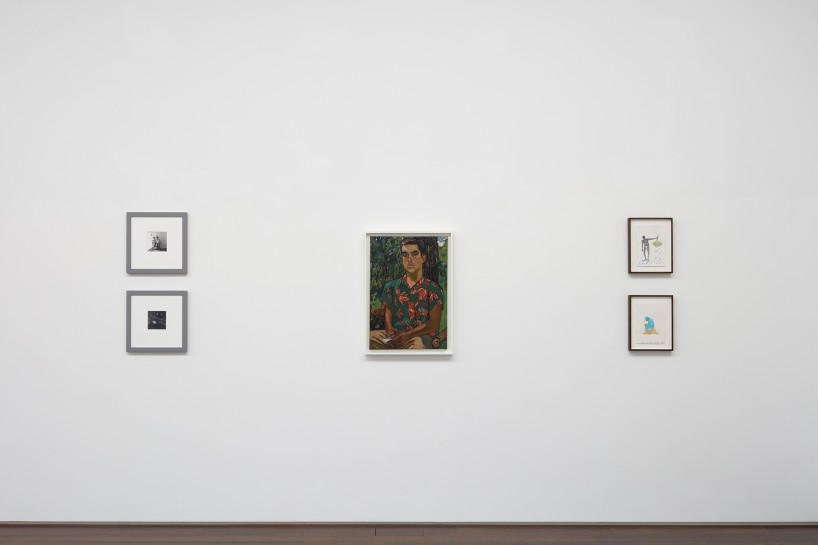 <p>Installation View,<i>Forces in Nature<br /></i>13 October – 14 November 2015<br />Victoria Miro, 16 Wharf Road, London N1 7RW</p>