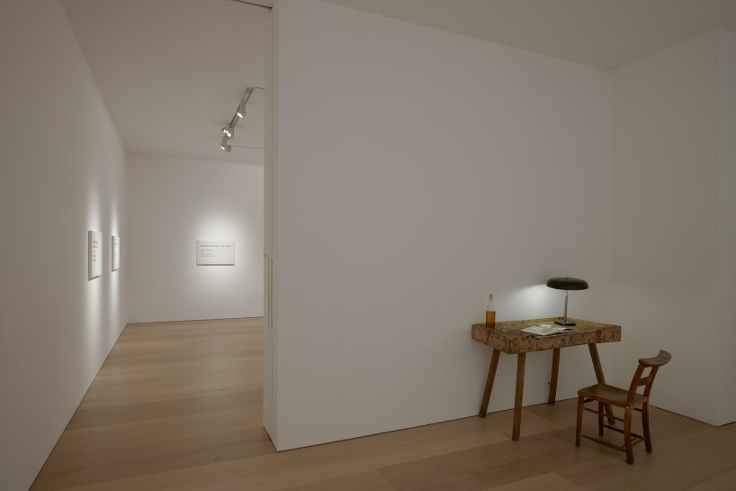 <p>Installation View, Elmgreen & Dragset, <em>Self-Portraits</em>, <br />13 October – 7 November 2015.<br />Victoria Miro Mayfair, 14 St George Street, London W1S 1FE.</p>