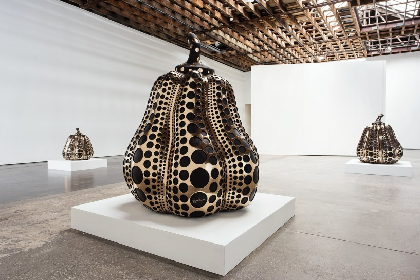 <p>Installation View, Yayoi Kusama<em><br /></em></p><p>25 May &#226;&#8364;&#8220; 30 July 2016.<br />Victoria Miro, 16 Wharf Road, London N1 7RW.</p>
