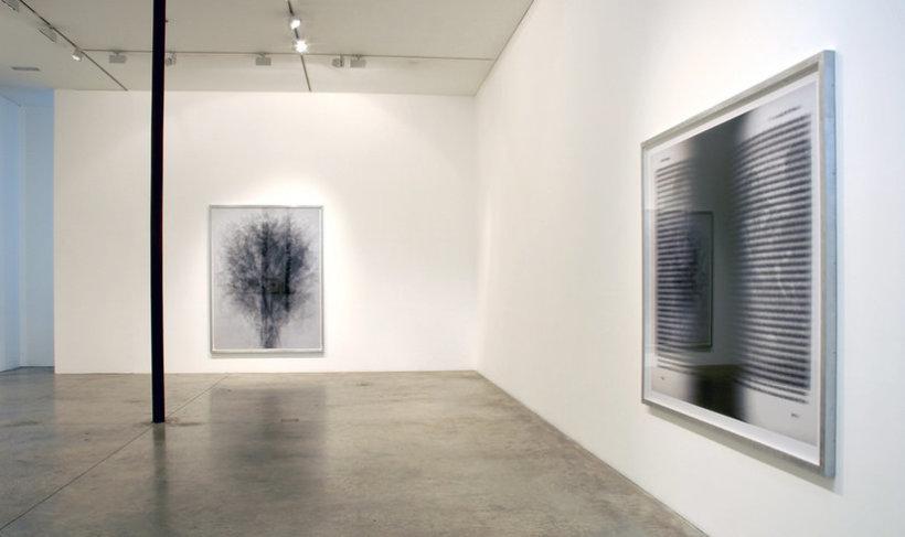 <p>Installation View, Idris Khan,Gallery I, Victoria Miro, 16 Wharf Road London N1 7RW, 2006</p>
