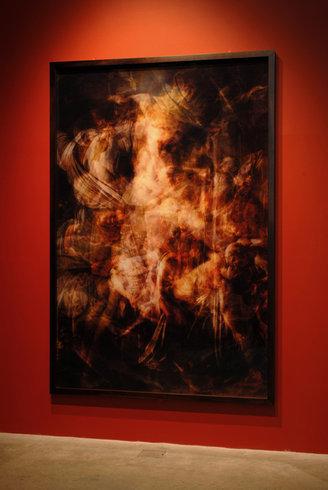 <p>Caravaggio...... The Final Years, 2006<br /><em>Digital C type print, 257 x 173 cm</em></p>