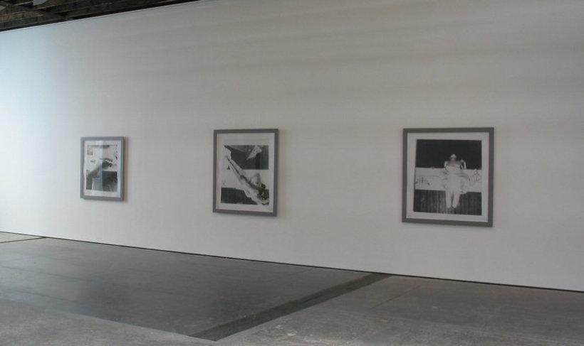 "<p><span style=""line-height: 1.5em;"">Installation View, Francesca Woodman,</span><span style=""line-height: 1.5em;"">Gallery I, Victoria Miro, 16 Wharf Road London N1 7RW, 2007</span></p>"