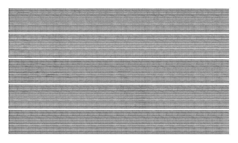 "<p>The Creation, 2009<br /><em>Lightjet Print Mounted on Aluminium,<span style=""line-height: 1.5em;"">192 x 321 x 5.5 cm 75.6 x 126.4 x 2.2 in</span></em></p>"