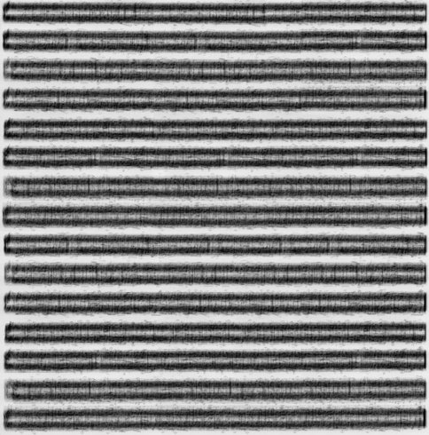 "<p>Black Horizon, 2010<br /><em>Lightjet Print Mounted on Aluminium<span style=""line-height: 1.5em;"">76.2 x 76.2 cm</span><span style=""line-height: 1.5em;"">30 x 30 in</span></em></p>"