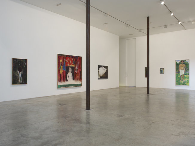 "<p><span style=""line-height: 1.5em;"">Installation View, <em>In the Company of Alice</em></span><span style=""line-height: 1.5em;"">,</span><span style=""line-height: 1.5em;""> Gallery I, Victoria Miro, 16 Wharf Road, London, N1 7RW, 2010.</span> All works © the Artists</p>"