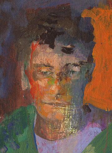 <p>Jacco Olivier, Portrait, 2009 (Still)<br /><em>Animation on DVD, Duration: 1 min, 35 sec</em></p>