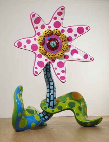 <p>Flowers That Bloom Tomorrow (M), 2010<br /><em>FRP, metal, urethane paint,&#160;<span style=&#34;line-height: 1.5em;&#34;>185 x 290 x 205 cm&#160;</span><span style=&#34;line-height: 1.5em;&#34;>72 7/8 x 114 1/8 x 80 3/4 in</span></em></p>