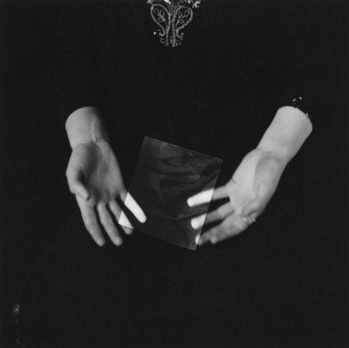 "<p>Untitled, New York, 1979-1980<br /><em style=""line-height: 1.5em;"">Gelatin silver estate print,<span style=""line-height: 1.5em;"">20.3 x 25.4 cm</span><span style=""line-height: 1.5em;"">8 x 10 in</span></em><br /><em>© The Estate of Francesca Woodman, Courtesy George and Betty Woodman and Victoria Miro Gallery</em></p>"