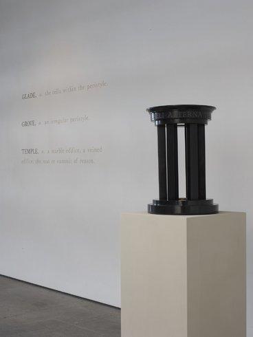 "<p>Aeterna Templa Caeli, 1991<br /><em>Marble,60 x 40 cm<span style=""line-height: 1.5em;"">23 5/8 x 15 3/4 in</span></em></p>"