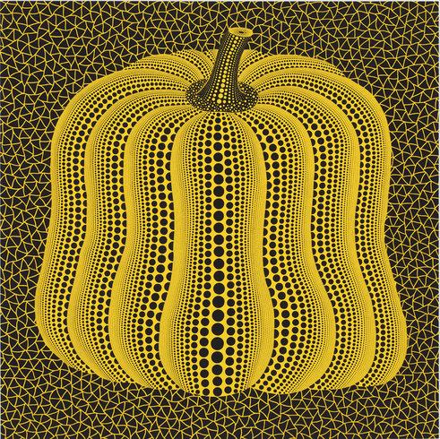 "<p>Pumpkin BENPNO, 2011<br /><em>Acrylic on canvas,<span style=""line-height: 1.5em;"">145.5 x 145.5 x 6 cm</span><span style=""line-height: 1.5em;"">57 1/4 x 57 1/4 x 2 3/8 in</span></em></p>"