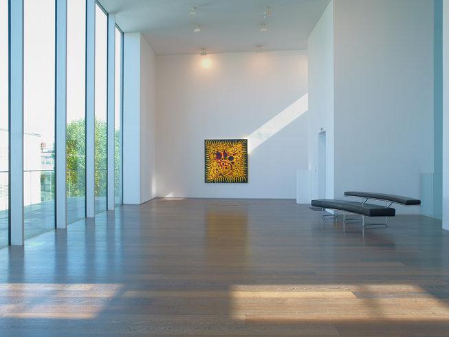 <p>Installation View,&#160;<em>Cinematic Visions</em>, Gallery I & II , Victoria Miro, 16 Wharf Road London N1 7RW, 2013</p>