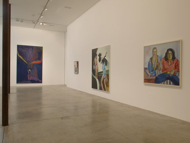 <p>Installation View,&#160;<em>Cinematic Visions</em>, Gallery I & II , Victoria Miro, 16 Wharf Road London N1 7RW, 2013</p>
