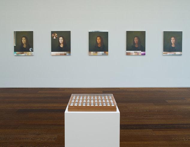 <p>Installation View, Adriana Varejão, <i>Polvo</i>, Gallery II, Victoria Miro, 16 Wharf Road London N1 7RW, 2013</p>