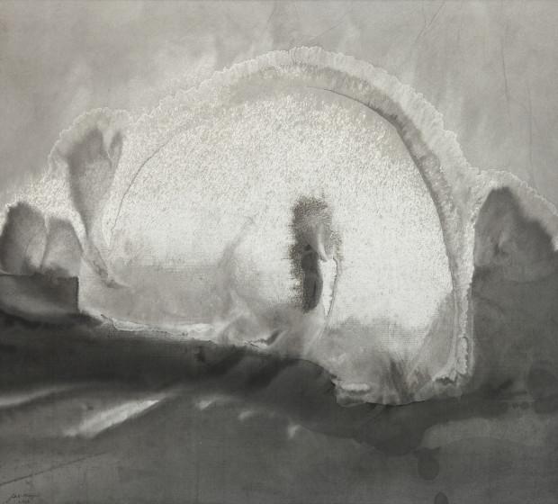 Gao Xingjian, The Perception, 2016