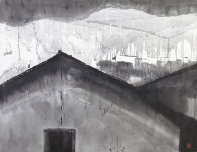 Gao Xingjian, Dream House, 1992