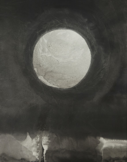 Gao Xingjian, Under The Moon , 2016