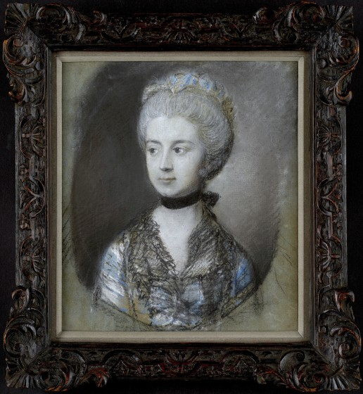 Portrait of Elizabeth, Duchess of Buccleuch