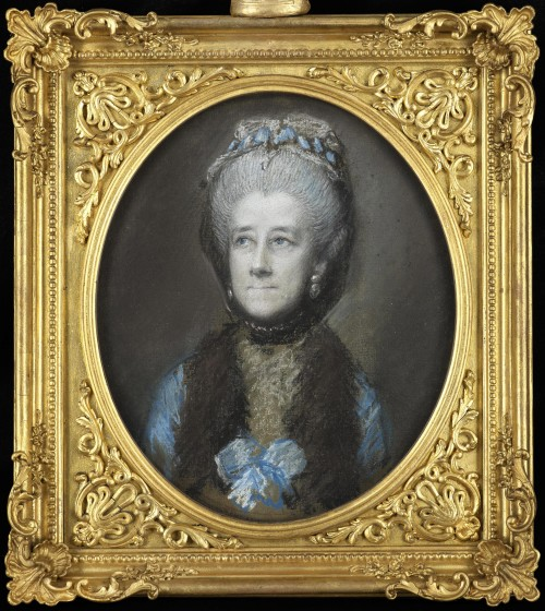 Portrait of Gertrude Leveson-Gower, 4th Duchess of Bedford