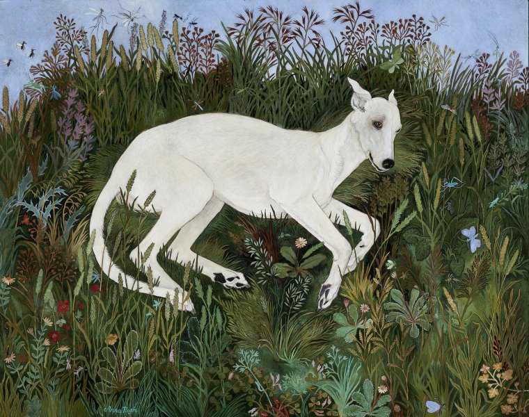 Anna Pugh, The Bliss of Grass, 2009