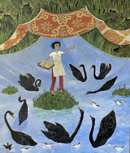 Anna Pugh, Floating About, 2015