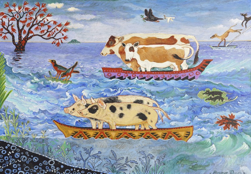 Anna Pugh, Off The Ark, 2018