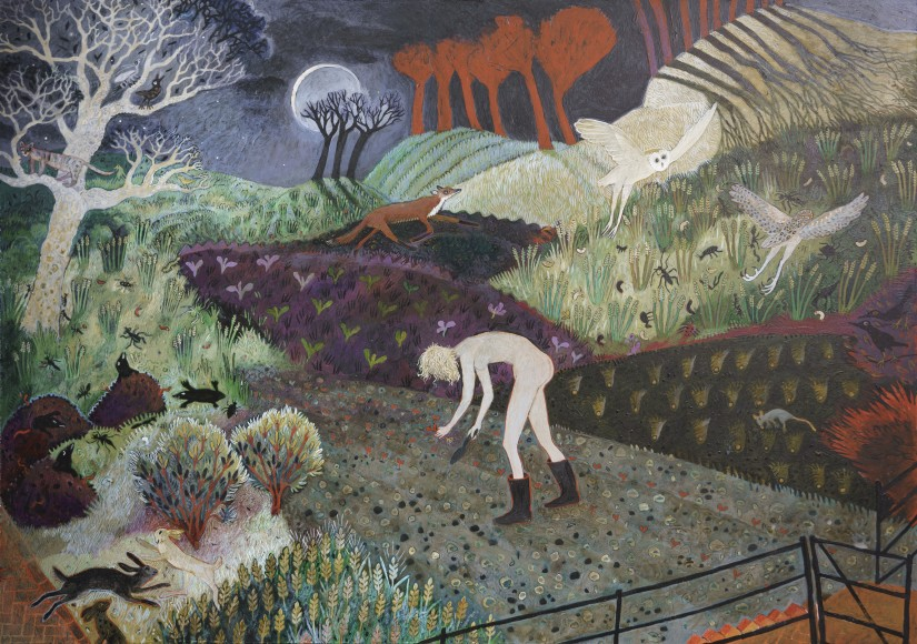 Anna Pugh, Perfect for Planting, 2019