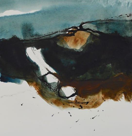 "<div class=""artist""><strong>Jim  Hunter ARWS</strong></div><div class=""title""><em>West Man</em></div><div class=""medium"">watercolour & ink</div><div class=""dimensions"">38 x 36</div>"