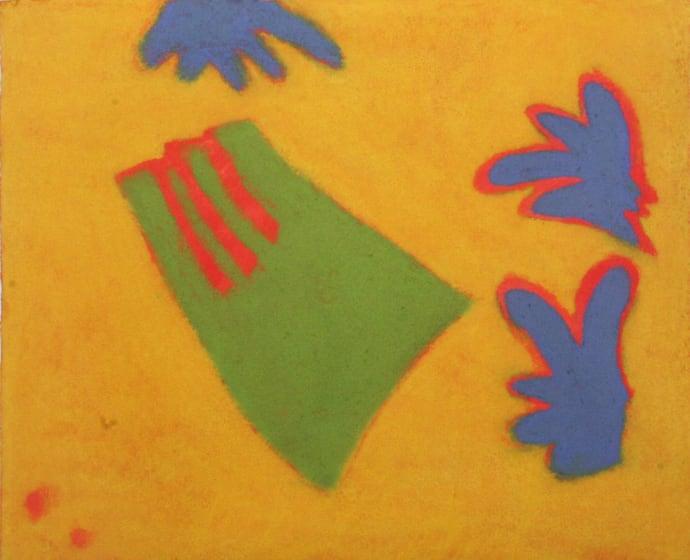 "<span class=""artist""><strong>Ursula Leach RE</strong></span>, <span class=""title""><em>Field</em></span>"