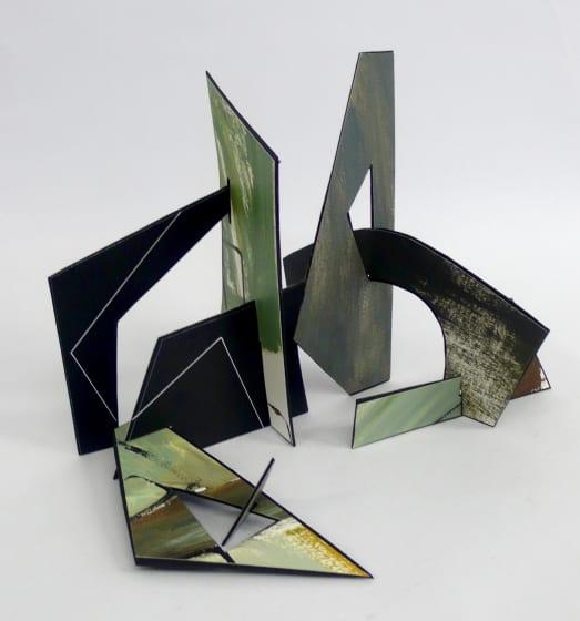 "<span class=""artist""><strong>Lisa Traxler ARWS</strong></span>, <span class=""title""><em>Observation Post 2</em></span>"