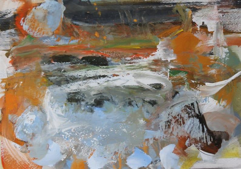"""<span class=""""artist""""><strong>Julie D. Cooper ARWS</strong></span>, <span class=""""title""""><em>Far Flung</em></span>"""