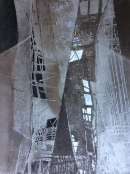 "<span class=""artist""><strong>Margaret Sellars RE</strong></span>, <span class=""title""><em>Guggenheim Interior10</em></span>"
