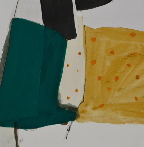 """<span class=""""artist""""><strong>Jim Hunter ARWS</strong></span>, <span class=""""title""""><em>Purbeck Fields</em></span>"""