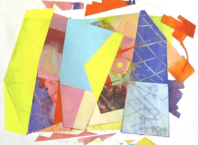"<span class=""artist""><strong>Geoffrey Pimlott RWS</strong></span>, <span class=""title""><em>The Spring Equinox</em></span>"