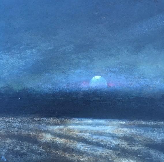 """<div class=""""artist""""><strong>Martin Leman RWS</strong></div><div class=""""title""""><em>Winter Landscape</em></div><div class=""""medium"""">acrylic</div><div class=""""dimensions"""">33 x 33</div>"""