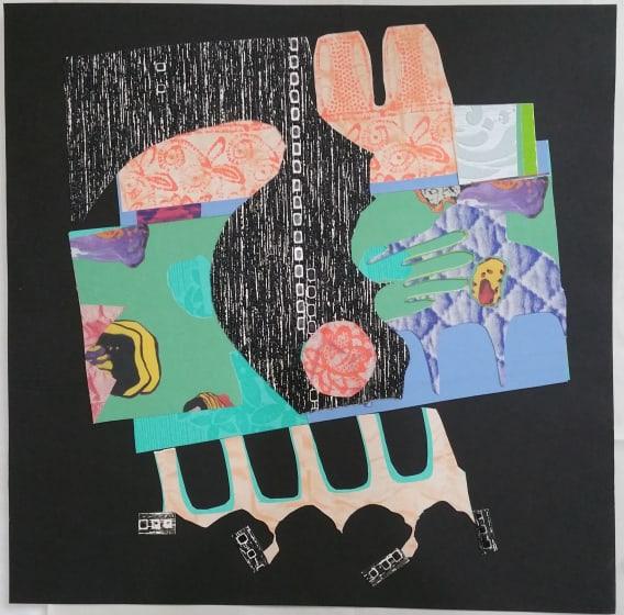 """<span class=""""artist""""><strong>Helen Hayward ARE</strong></span>, <span class=""""title""""><em>Flot Flot Skippidy Doo Dah 2017</em></span>"""